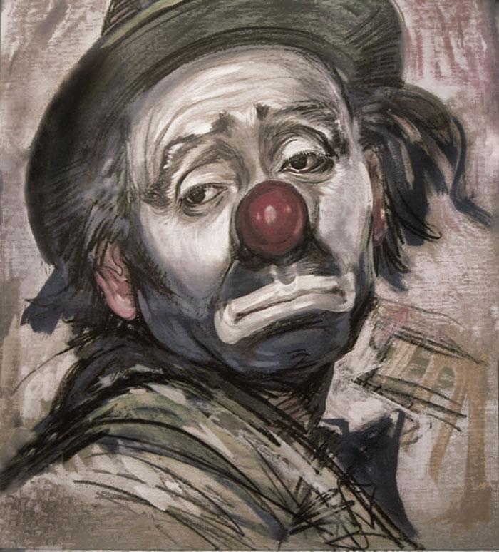 Andri: Sad Clown