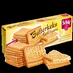 Glutenfreie Butterkekse