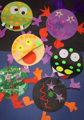 Knutselen Halloween Groep 3.Juf Marita Jufmarita Yurls Net
