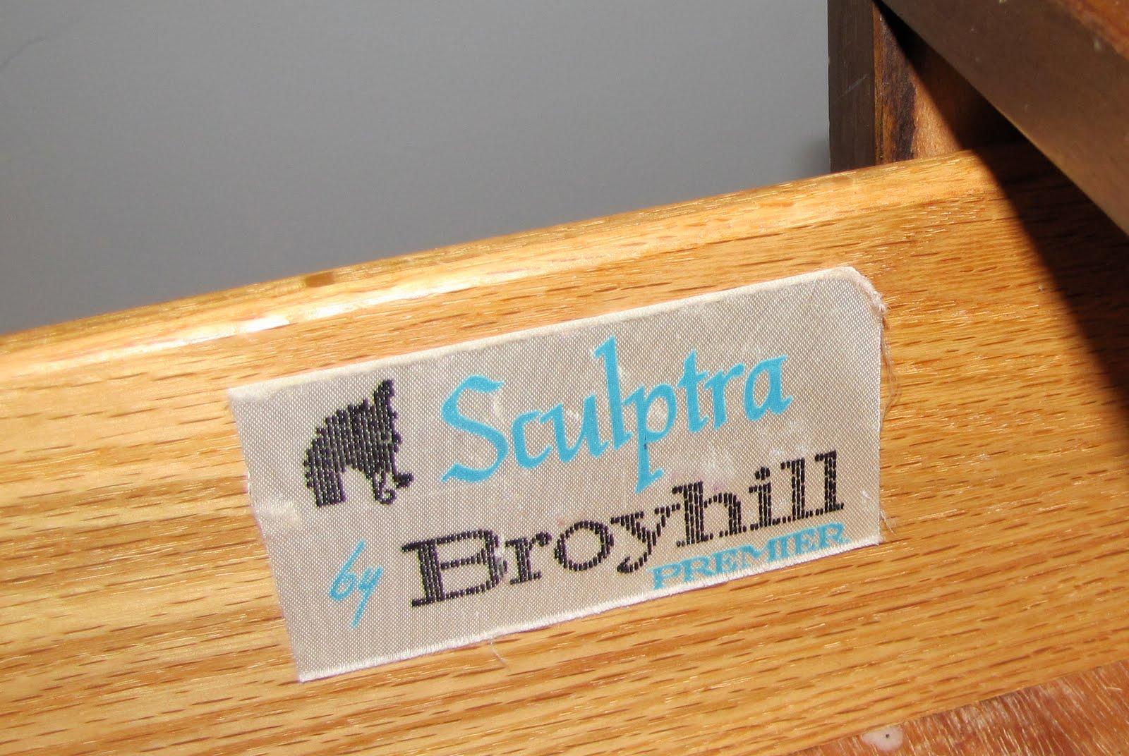 Mad For Mid Century Broyhill Sculptra Dresser