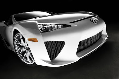 Drag Race Most Faster Lexus Has Presented Super Car Lf A