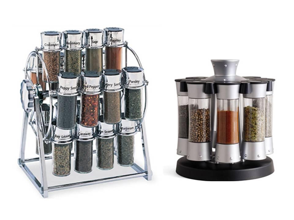 Image of Kitchen Spices Rack That Will Inspire You With Ideas