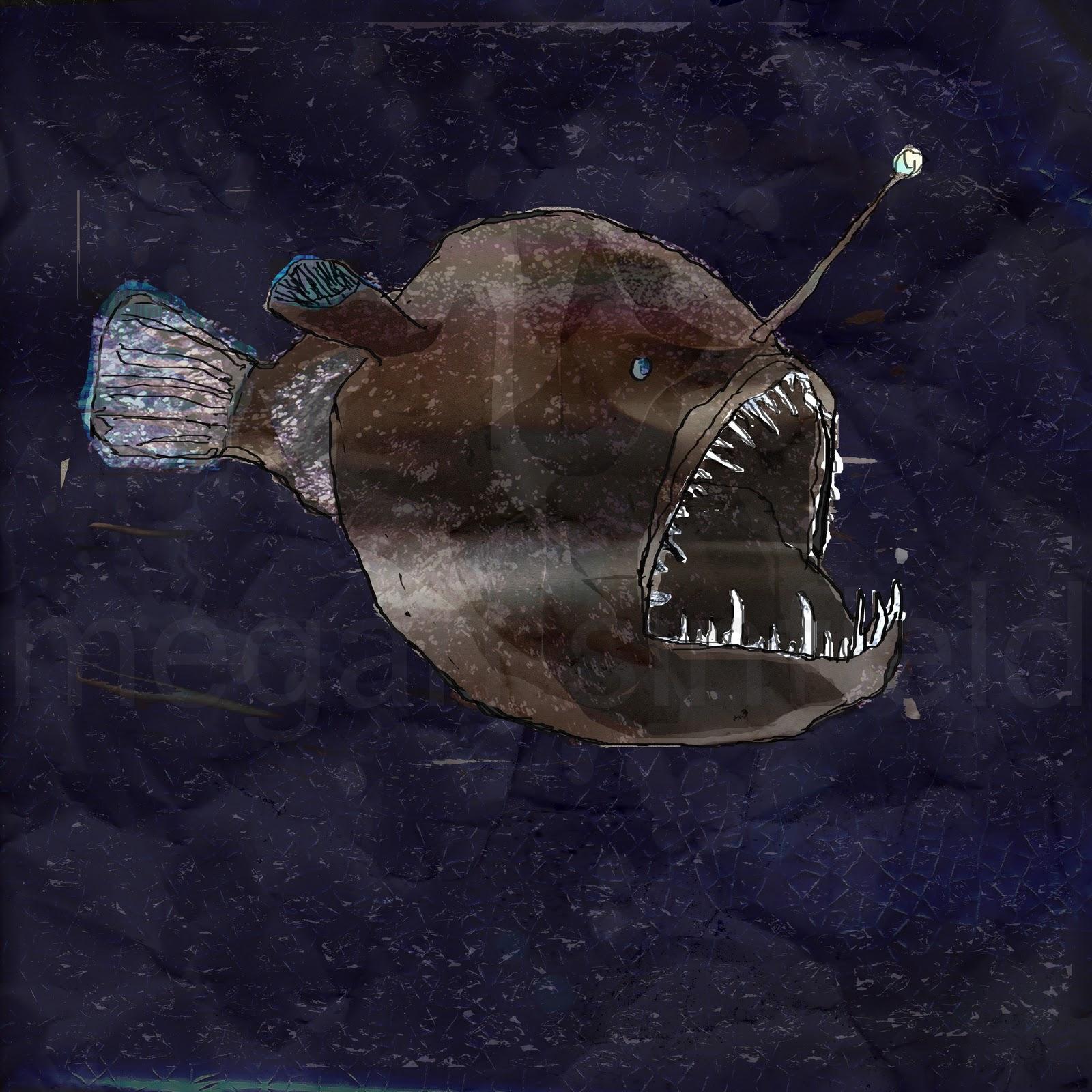 Megan Sinfield: angler fish 2010
