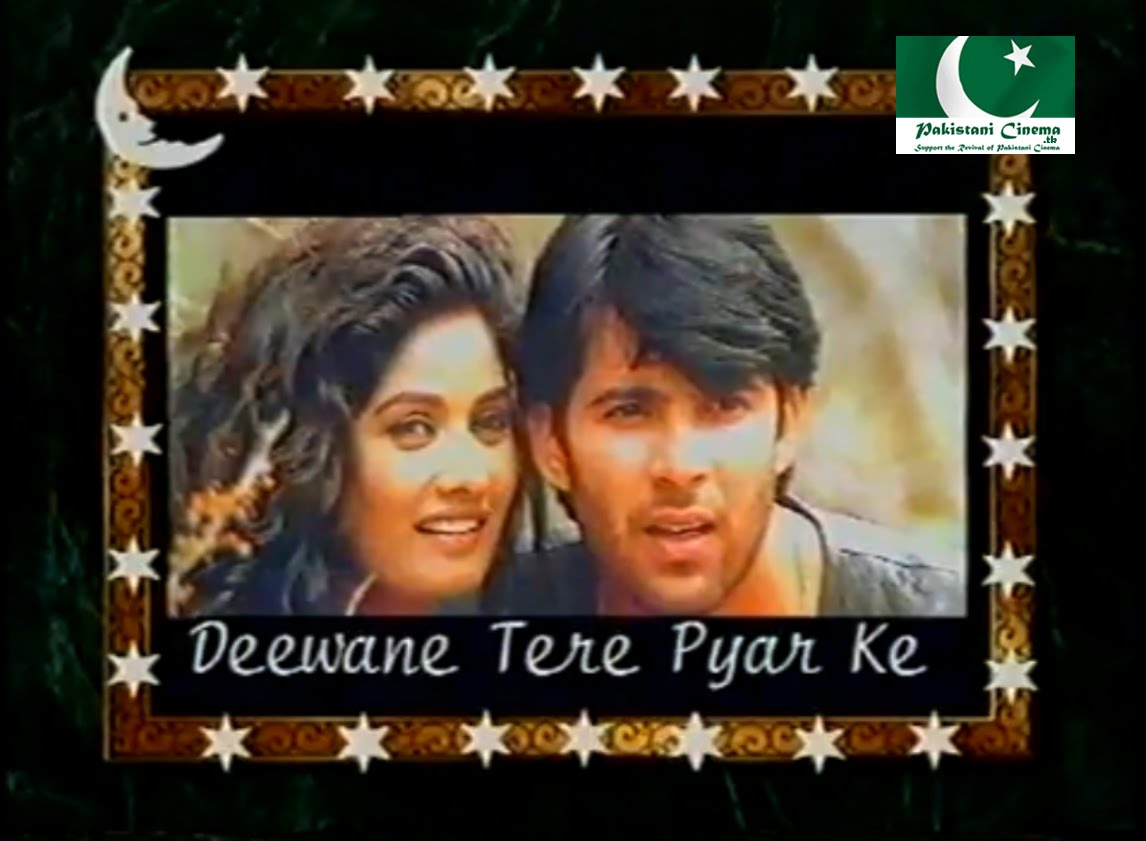 Deewane Tere Pyar Ke (1997) MP3 Songs - Pakistani Cinema