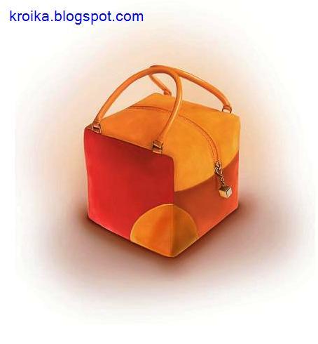 выкройки сумок из ткани.
