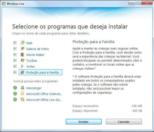 f4293b6e6abe No final de 2006, a MSN lançou uma nova versão do Hotmail e batiza o por  Windows Live Mail, esta nova versão sofria atualizações sucessivas.