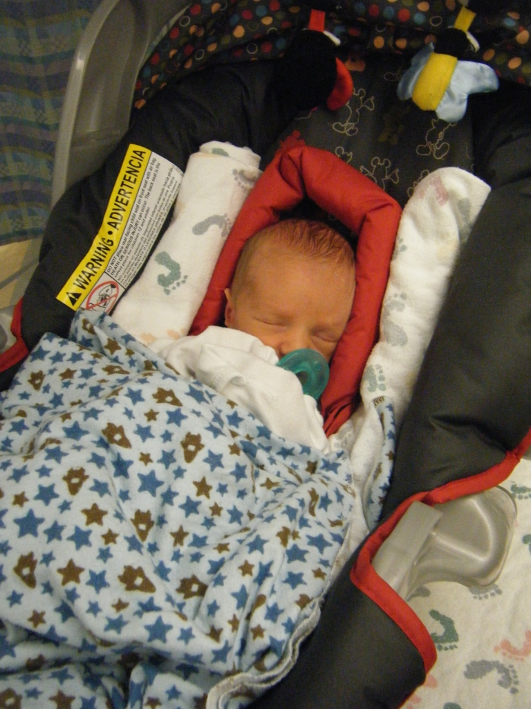 Car Seat Test Results