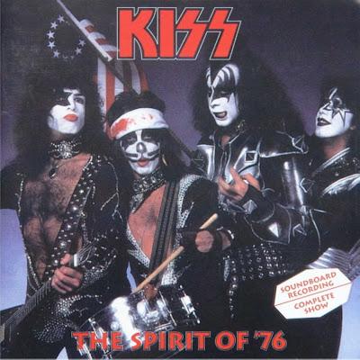 Kiss: The Spirit of '76  Ridgefield Stadium, Cleveland, Ohio