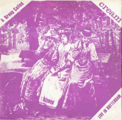 Cream A Band Called Cream Klooks Kleek Club London Uk