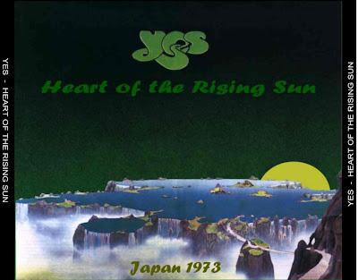 YES: Heart of the Rising Sun - Tokyo + Osaka 1973 (6cd