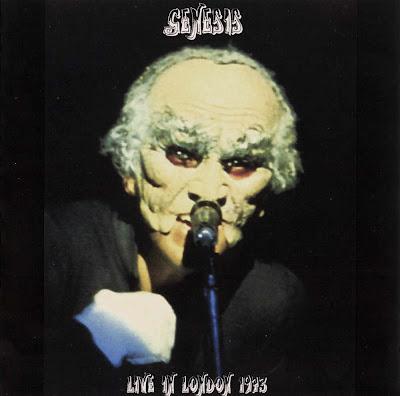 Genesis: Live In London 1973  Rainbow Theater, London, UK - October