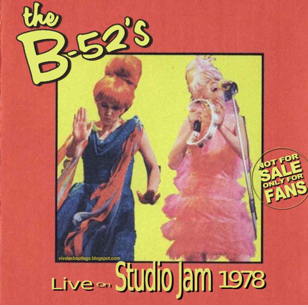 The B 52 S The B 52 S: The B-52's: Live On Studio Jam. Chicago?, USA 1978. (Ex