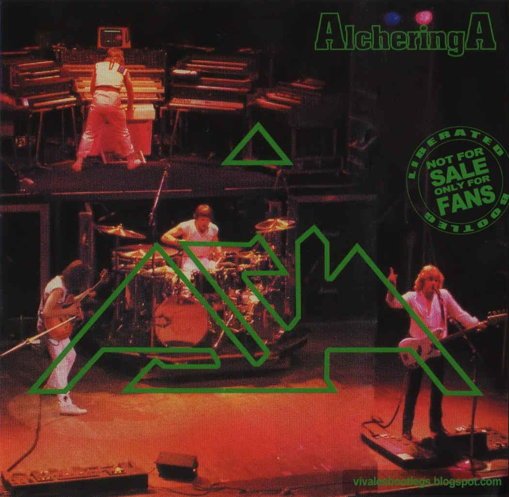 Asia: AlcheringA. Live In Boston, USA