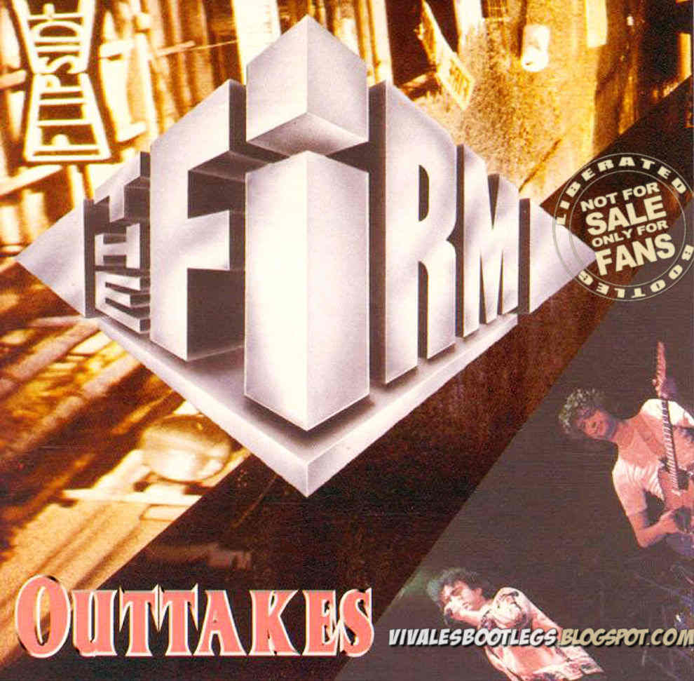 The Firm: Outtakes  Studio Outtakes 1984 & 1986  (Double CD :: Mp3