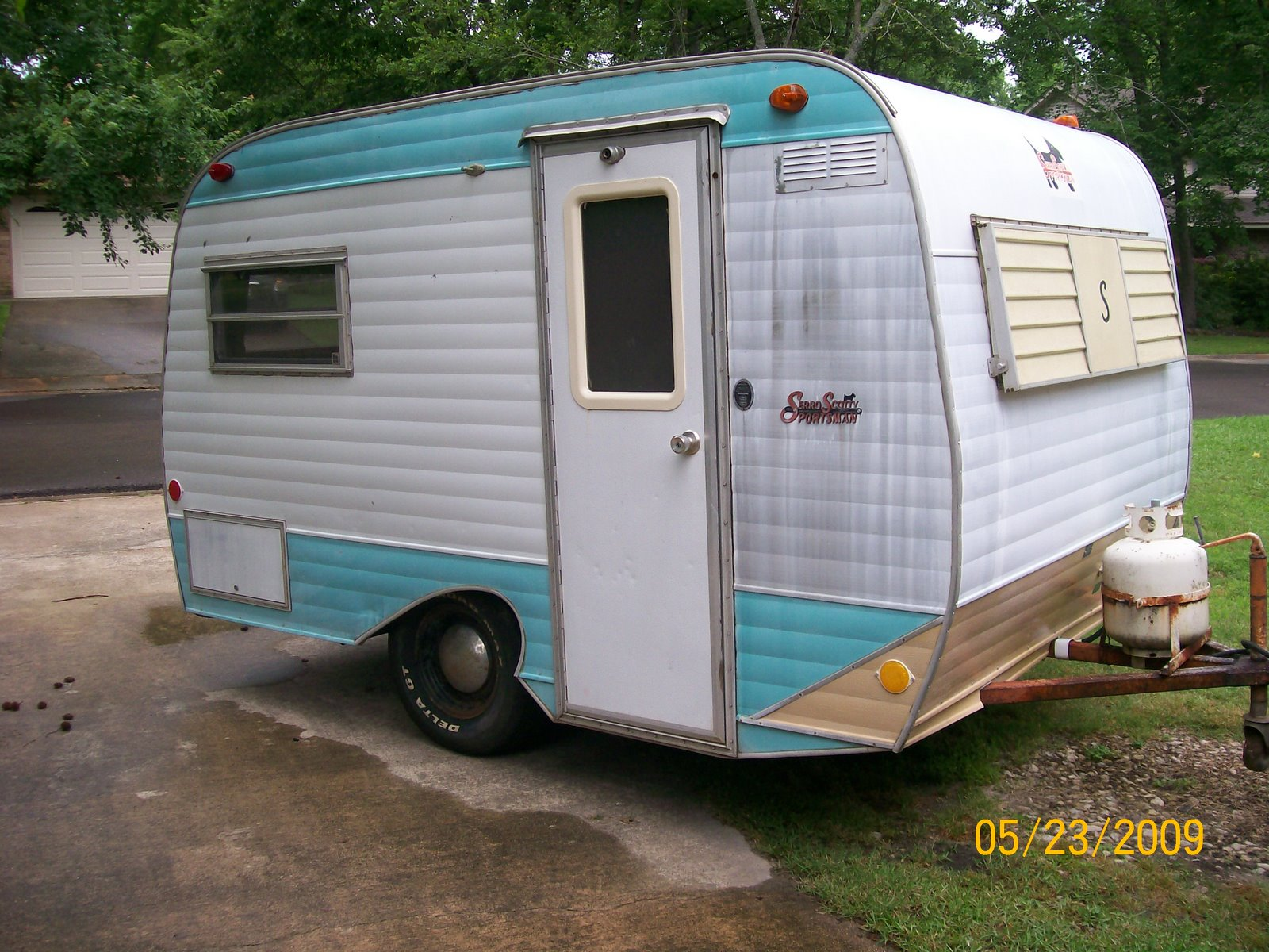 Small Vintage Camper Trailers for Sale