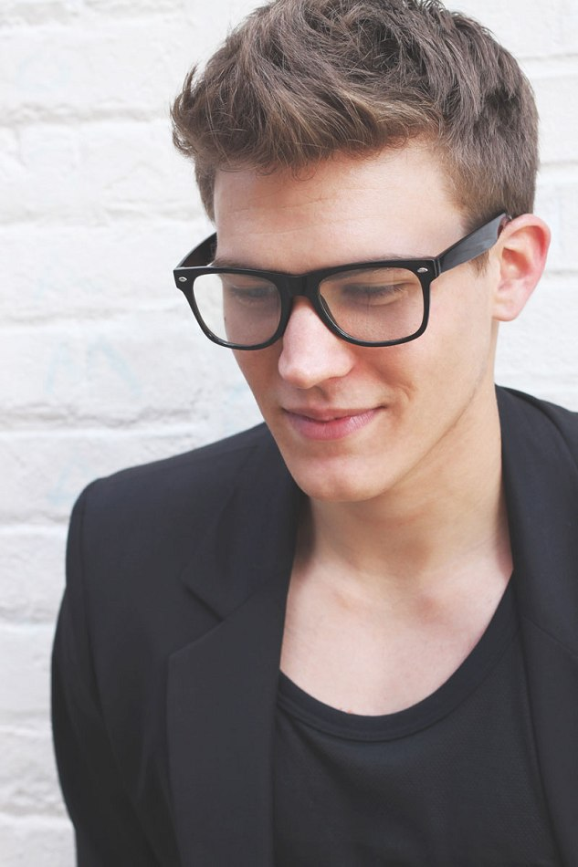 Guys With Glasses Tanner Sarff
