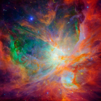 Heavenly City Hubble Telescope - Pics about space