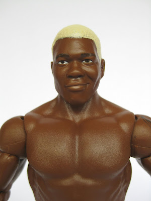 Desmond Collection Wwe Shelton Benjamin Mattel Assortment Series 3