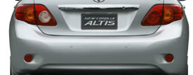jual all new altis