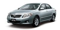 Corolla Altis V A/T 1.8 VVti 1800cc