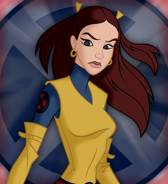 Wolverine and The X-Men: Characters : Shadowcat