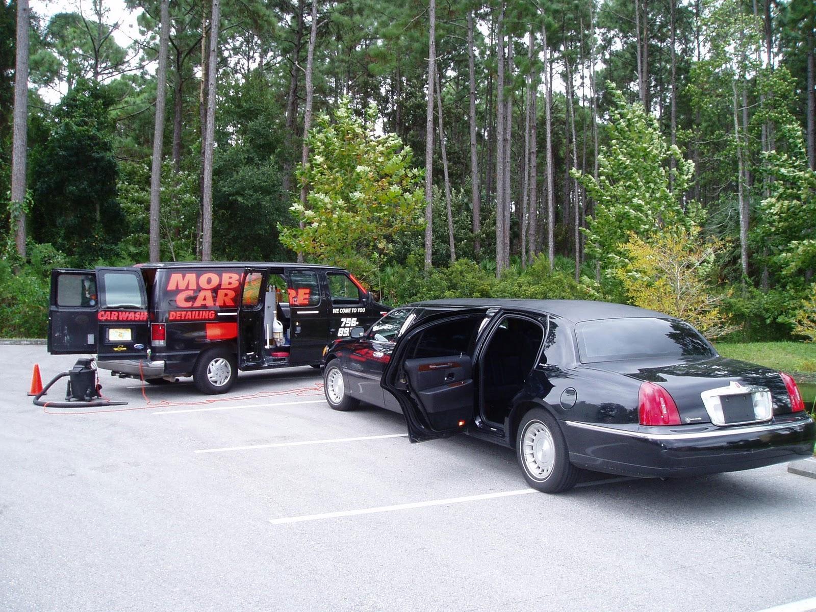 Mobile Car Wash New Tampa