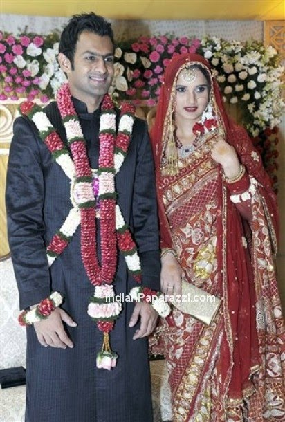 Sania Mirza Wedding Exclusive Photos Pictures Marriage Images Stills