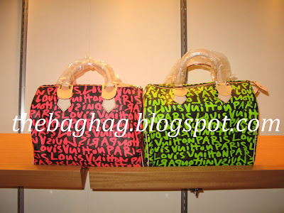 Lv Stephen Sprouse Tribute Speedy Love The Bag Hag Diaries
