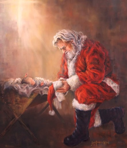 Imprisoned In My Bones Santa S Prayer On Christmas Eve