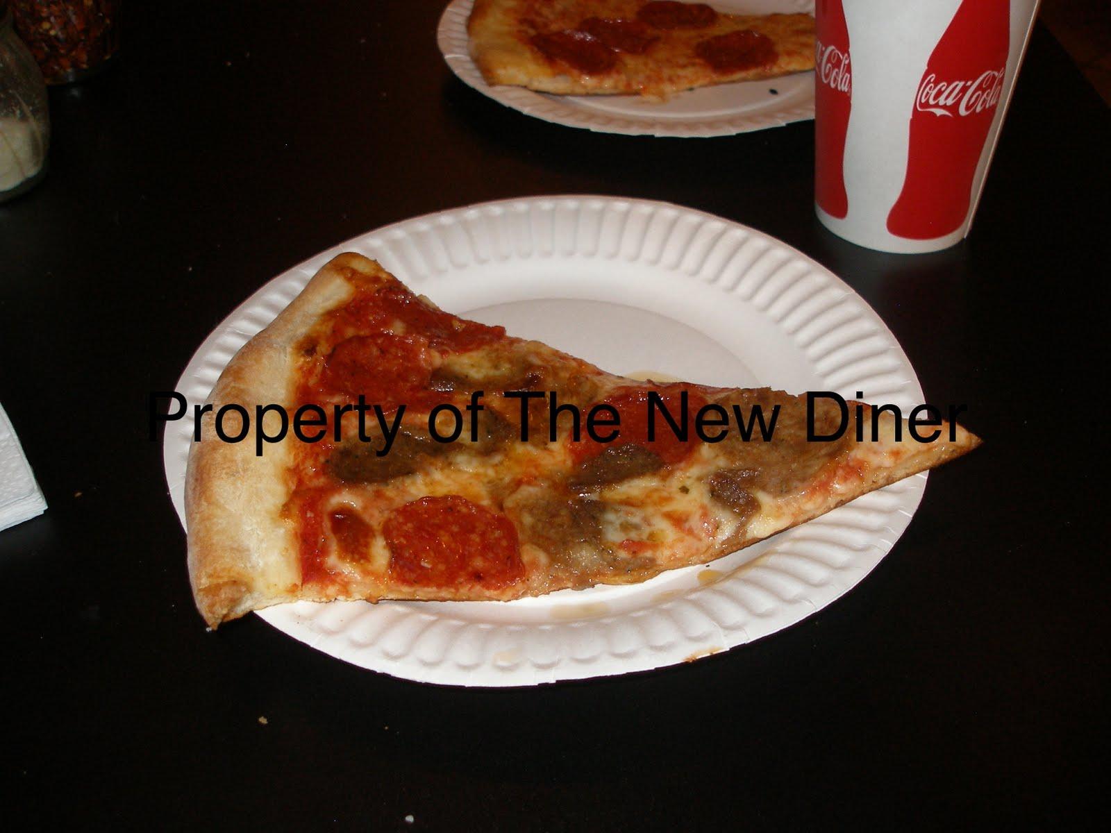 The New Diner: December 2009