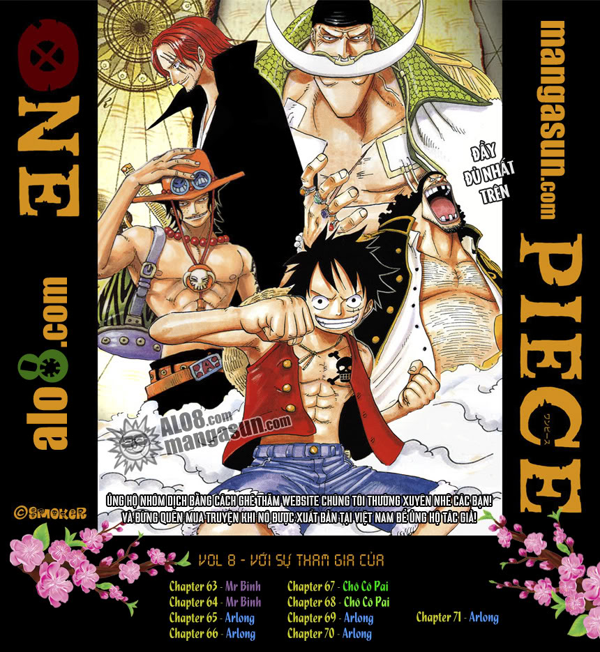 One Piece Chap 63