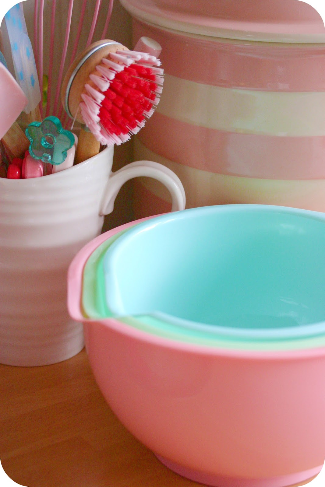Coco rose diaries: pastel finds.....