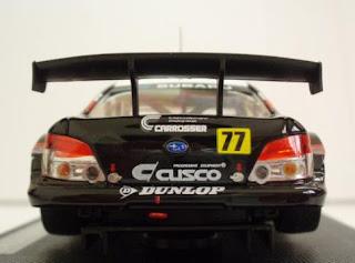 RealCollector: Cusco Subaru Impreza GT300