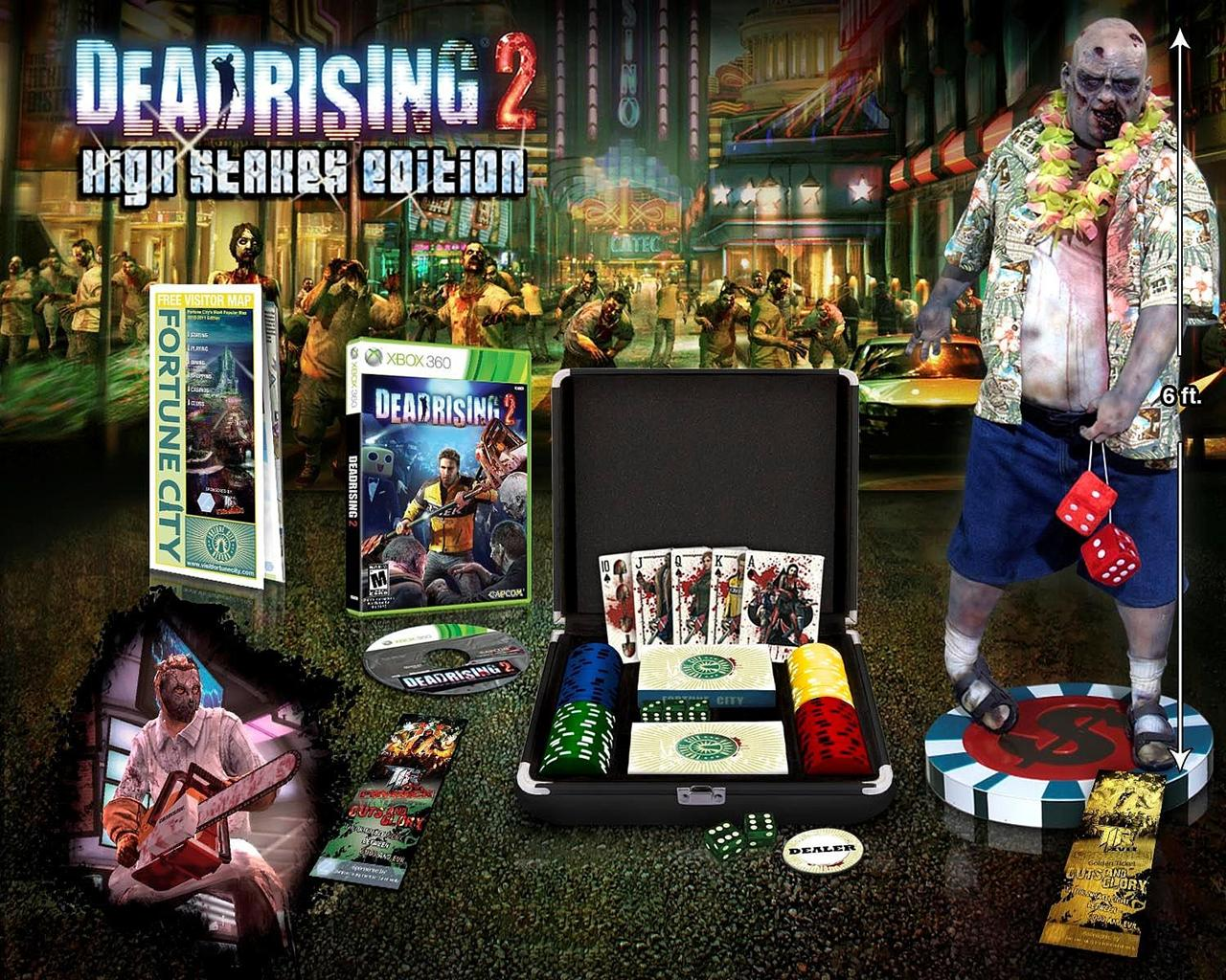 Destroy All Fanboys Dead Rising 2 High Stakes Edition Announced