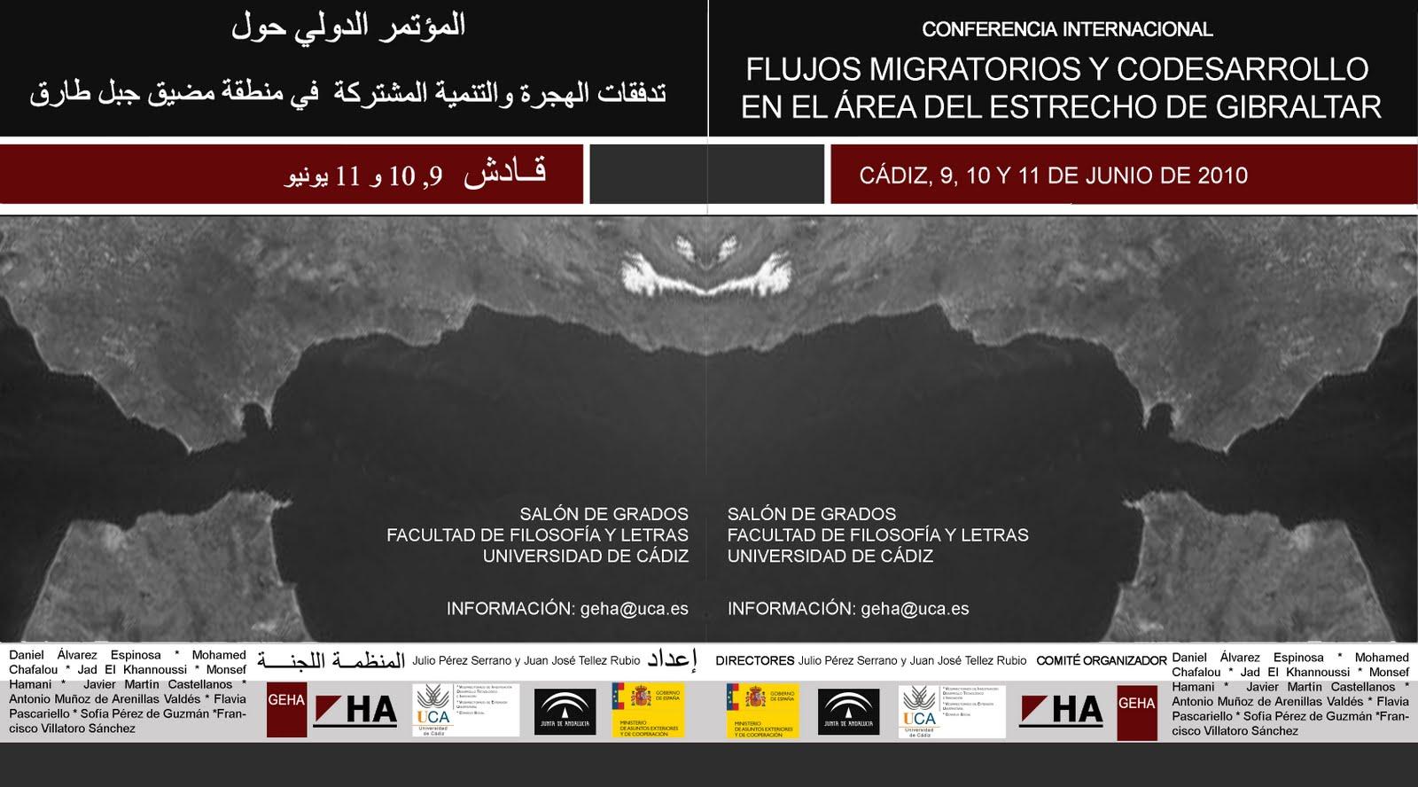 Conferencia Internacional sobre Flujos Migratorios y
