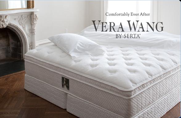 Serta Vera Wang Mattress Here It Comes Mattress Reviews