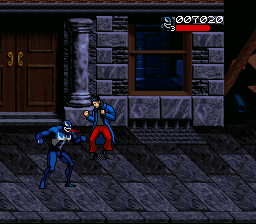 10 ? Spider-Man e Venon (Super Nintendo)