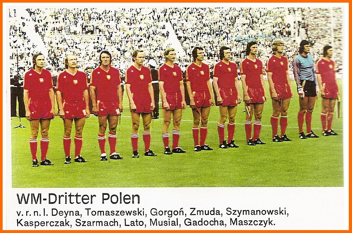 Camisa retrô Polonia vermelha tradicional -1974 - Loja Camisas de ... 567a92cf485d2