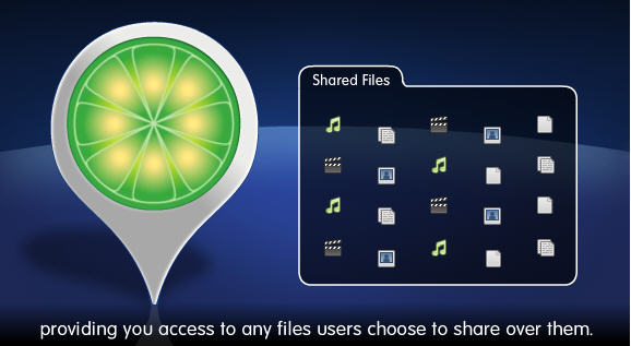 Enjoy movies and music with freedom: Put Limewire Frostwire