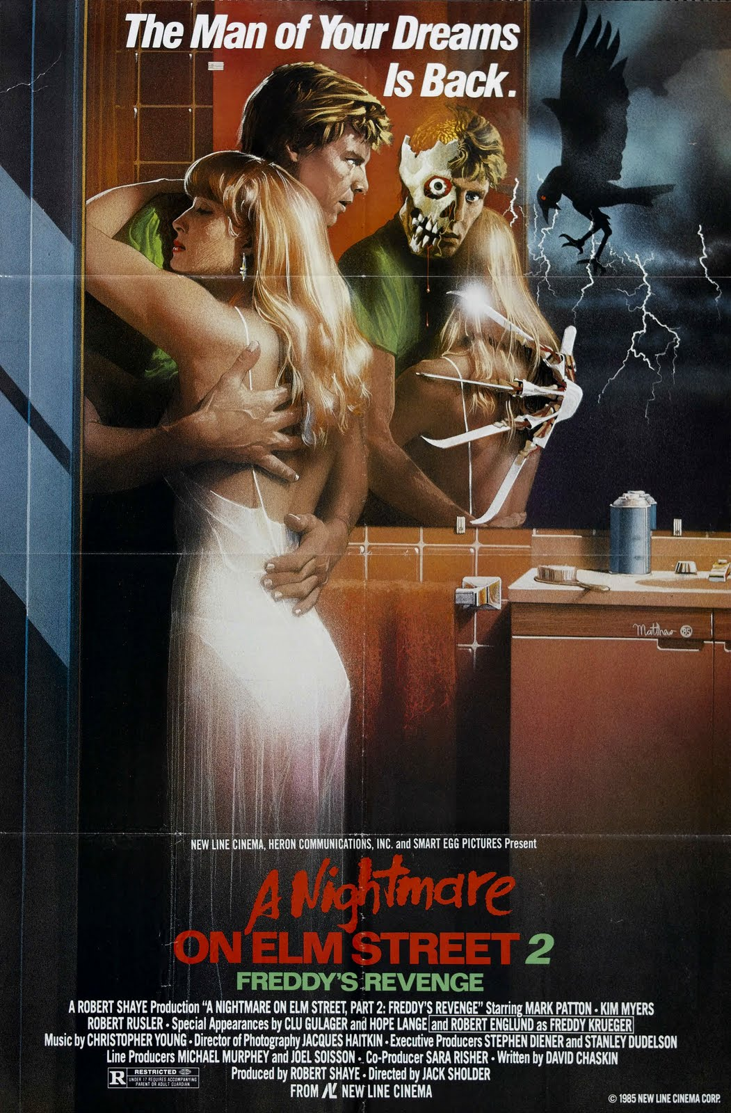 Happyotter: A NIGHTMARE ON ELM STREET 2: FREDDY'S REVENGE ...