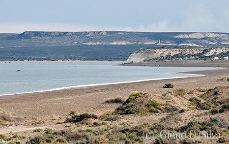 Extensa playa, El Doradillo es la Cuna de las Ballenas Francas
