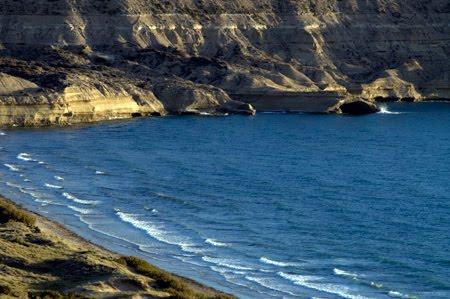 Verano 2010 en las Playas solitarias de Península Valdés