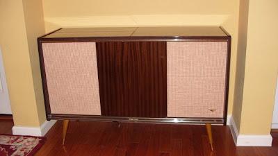 vintage style stereo console design diyaudio