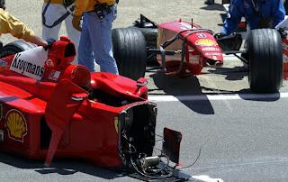 check-out d620b af942 F1 Passion: Ferrari Split 1999