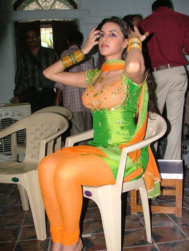 Sexy tight salwar kameez 5