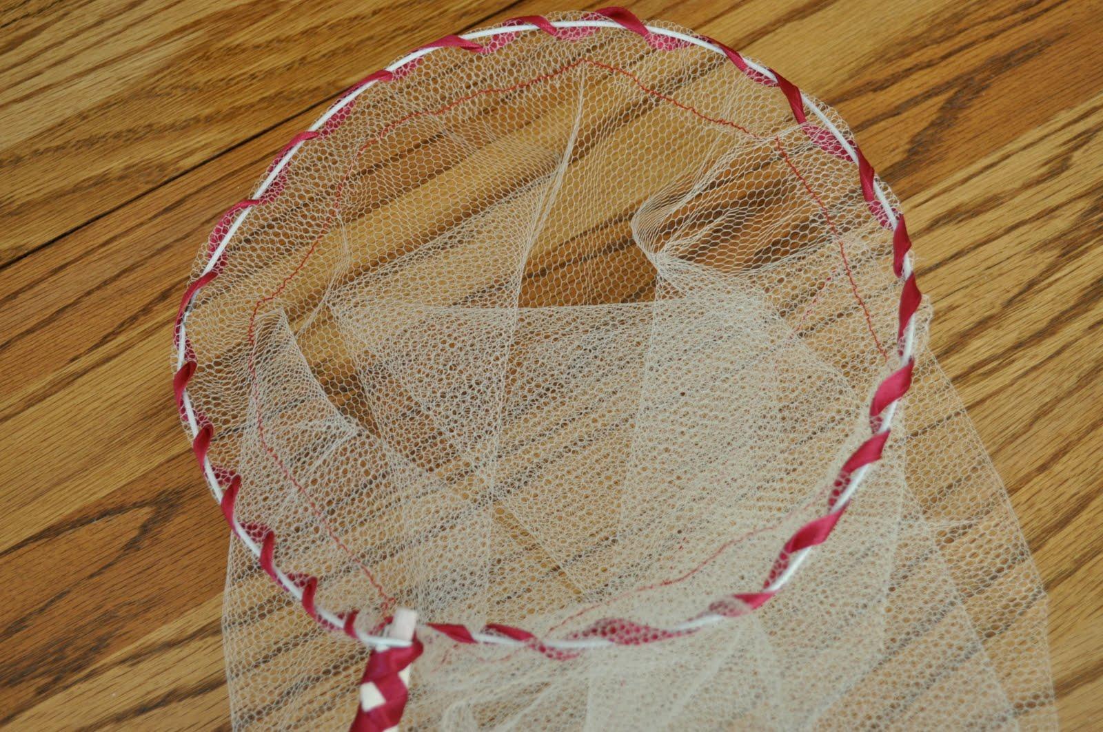 Homemade Butterfly Net From Little Birdie Secrets Skip