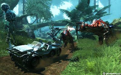 Imágenes del videojuego de Avatar