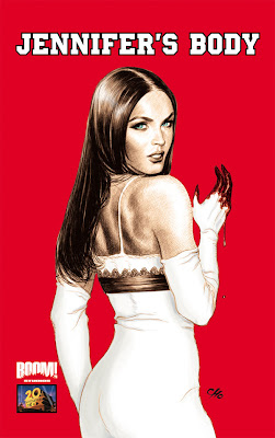 Comic book Jennifer's Body