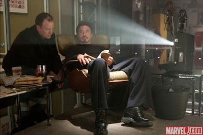 Robert Downey Jr. es Tony Stark-Iron Man