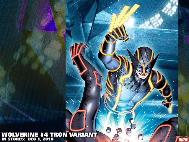 Tron Wolverine